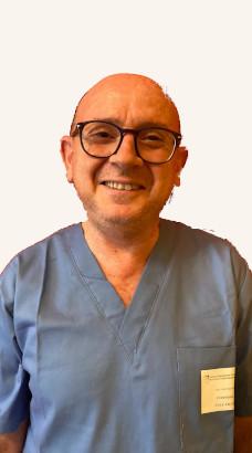 Infermiere Lillo Calà, Policlinico Paolo Giaccone Palermo