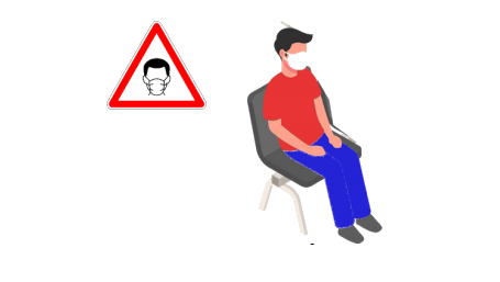 Cosa fare durante l'attesa della visita odontoiatrica COVID-19
