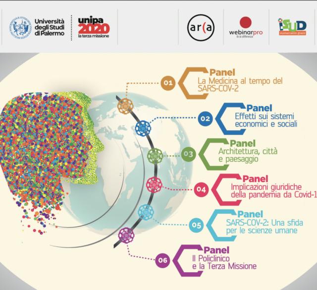 Il Covid-19 impatto sulle comunità Il punto in due Webinar di UNIPA