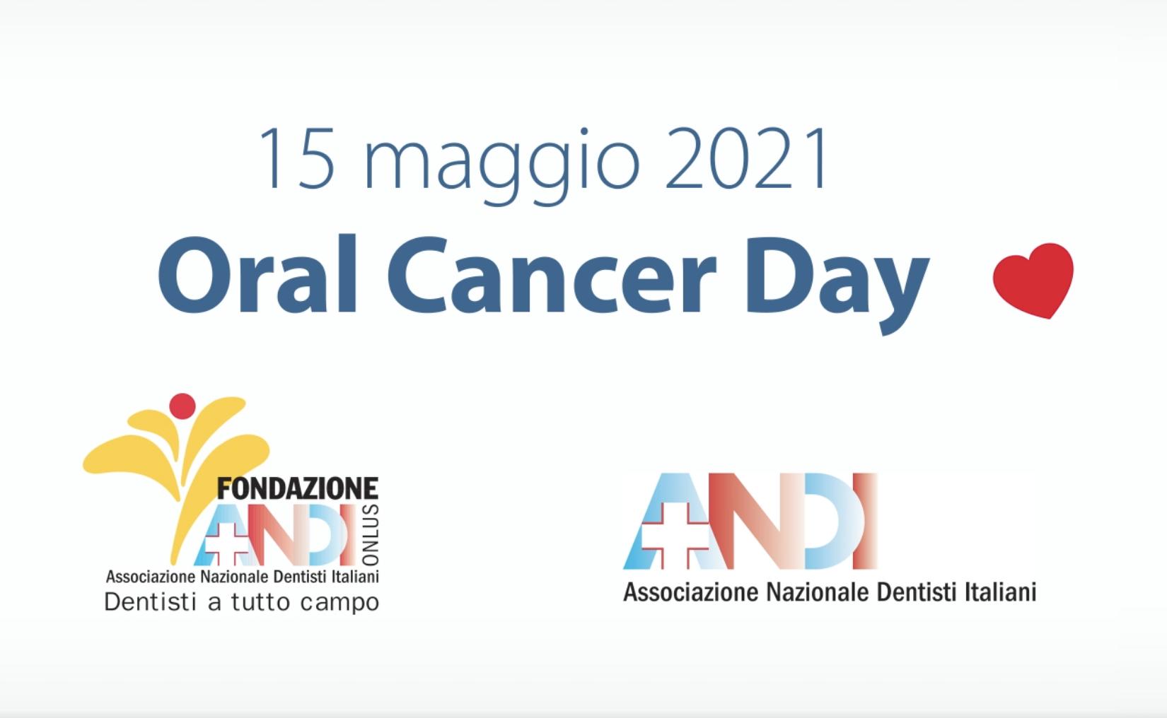 Oral Cancer Day 2021. Giuseppina Campisi presenta il webinar -Il tumore del cavo orale. Prospettive e diagnosi-