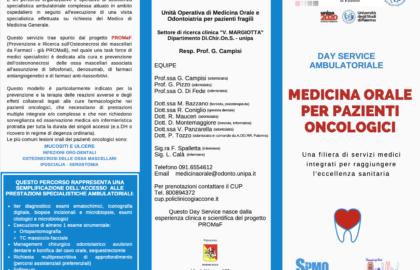 Medicina orale per pazienti oncologici