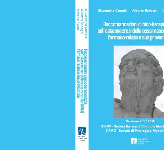 Versione 2.0 delle Raccomandazioni clinico-terapeutiche sull'osteonecrosi delle ossa mascellari (ONJ) farmaco-relata e sua prevenzione